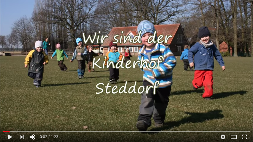 Video Kinderhof Steddorf
